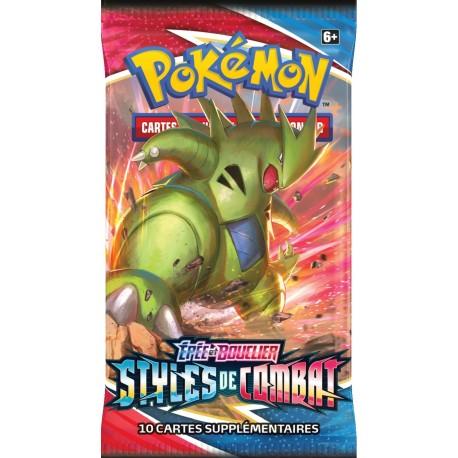 Pokémon - Épée et Bouclier - Styles de Combat - Booster (FR)
