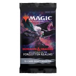 Forgotten Realms : aventures dans les Royaumes Oubliés - Booster de Draft