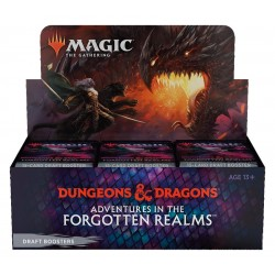 Adventures in the Forgotten Realms - Draft Boosters Box