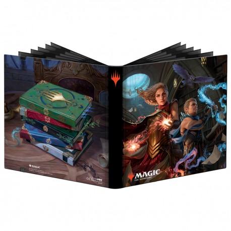 Ultra Pro - Magic Pro-Binder - 12-Pocket - Will and Rowan Strixhaven