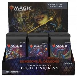 Forgotten Realms : aventures dans les Royaumes Oubliés - Boîte de Boosters d'extension