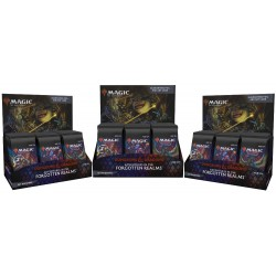Adventures in the Forgotten Realms - 3 Set Boosters Boxes