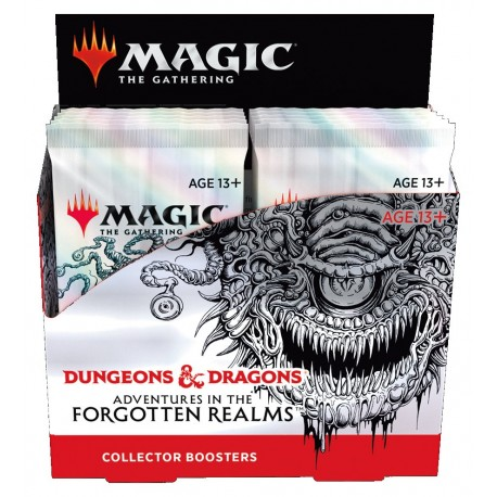 Adventures in the Forgotten Realms - Collector Boosters Box