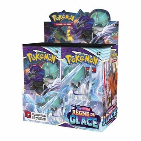 Pokémon - EB6 - Épée et Bouclier 6 - Règne de Glace - Boîte de 36 Boosters (FR)