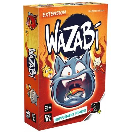 Wazabi Supplément Piment (FR)