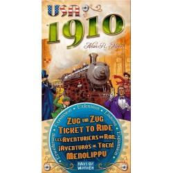 Les Aventuriers du Rail USA 1910 - Ticket to Ride USA 1910 (Multi)