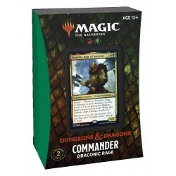 Adventures in the Forgotten Realms - Commander Deck 1 - Draconic Rage - Vrondiss (RG)