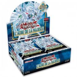Yu-Gi-Oh! - L'Aube de la Majesté - Boite de 24 Boosters (FR)