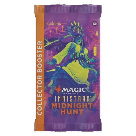 Innistrad Midnight Hunt - Collector Booster