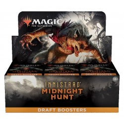 Innistrad Midnight Hunt - Draft Booster Box