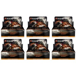 Innistrad Midnight Hunt - Case of 6 Draft Booster Boxes