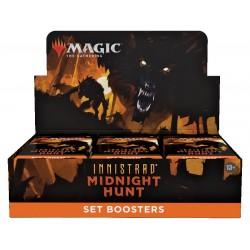 Innistrad Midnight Hunt - Set Booster Box