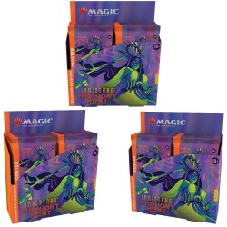 Innistrad Midnight Hunt - 3 Collector Booster Boxes