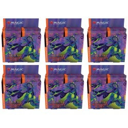 Innistrad Midnight Hunt - Case of 6 Collector Booster Boxes