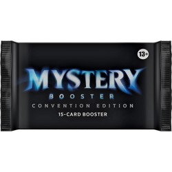 Mystery Booster Convention Edition - Booster (EN)