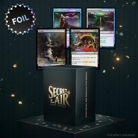 Secret Lair Drop Series - Artist Series: Seb McKinnon - Foil Edition (EN)