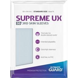 Ultimate Guard - 50 Protège-cartes Standard - 3rd Skin Sleeves (Sleeves Cover)