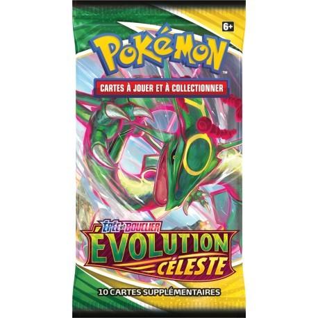 Pokémon - Épée et Bouclier 7 - Evolution Céleste - Booster (FR)