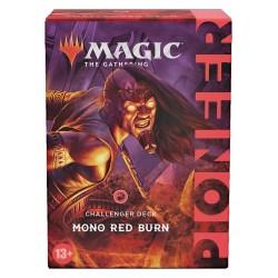 Pioneer Challenger Deck 2021 - Mono rouge brûlant