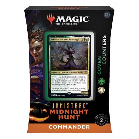 Innistrad Midnight Hunt - Commander Deck