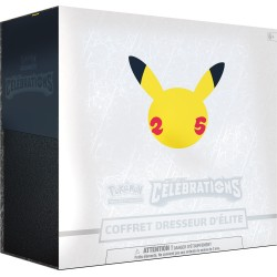 Pokémon - Célébrations - Coffret Dresseur d'élite (FR)