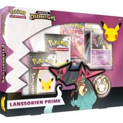 Pokémon - Célébrations - Coffret Collection - Lanssorien Prime (FR)