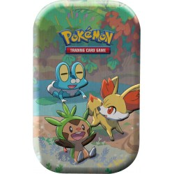 Pokémon - Célébrations - Mini Tin - Kalos (FR)