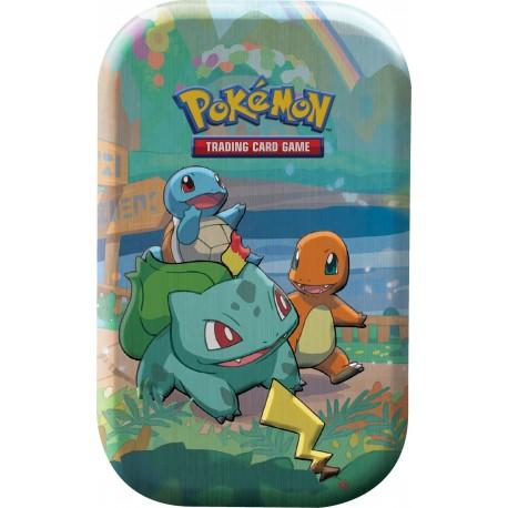 Pokémon - Célébrations - Mini Tin - Kanto (FR)