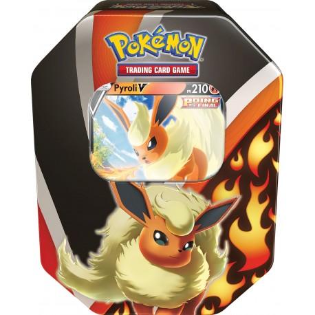 Pokémon - Fall Tin 2021 - Pokébox - Pyroli V (FR)