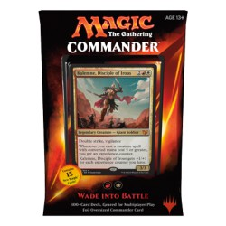 Commander 2015 Wade into Battle Rouge/Blanc