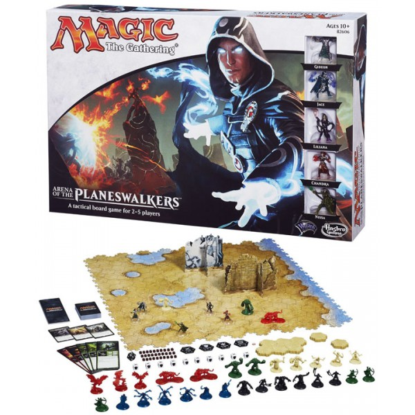 Magic Arena of the Planeswalkers Magic The Gathering Board ... Planeswalker Arena Board Game