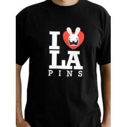 T-shirt Seigneur des Anneaux Carte Sable