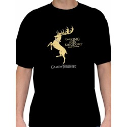 Game of Thrones - T-shirt - Baratheon