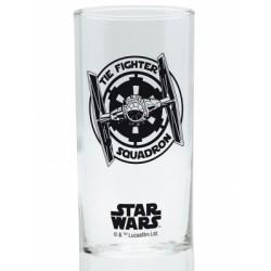 Glass Star Wars Tie-Fighter