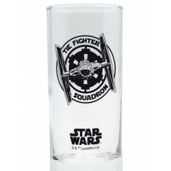 Star Wars - Glass - Tie-Fighter