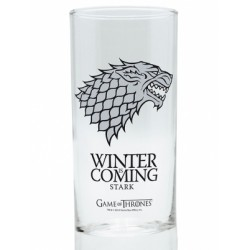 Glass Game of Thrones Stark