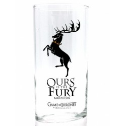 Game of Thrones - Glass - Baratheon