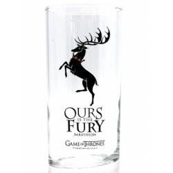 Game of Thrones - Glass - Baratheon