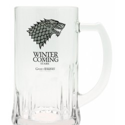 Tankard Game of Thrones Stark
