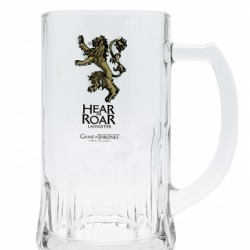 Tankard Game of Thrones Lannister