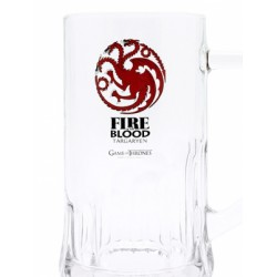 Tankard Game of Thrones Targaryen