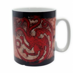 Mug Game of Thrones Targaryen