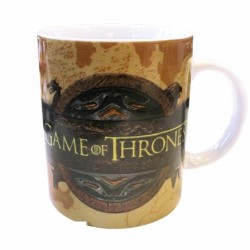 Mug Game of Thrones Opening logo