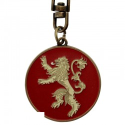 Porte-clés Game of Thrones Lannister