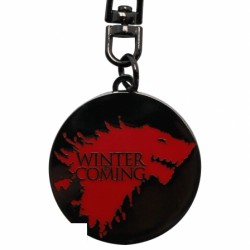 keychain Game of Thrones Winter is Coming