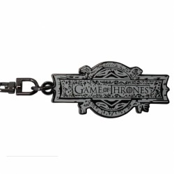 keychain Game of Thrones Opening Logo