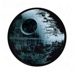 Death Star Mousepad in shape Star Wars