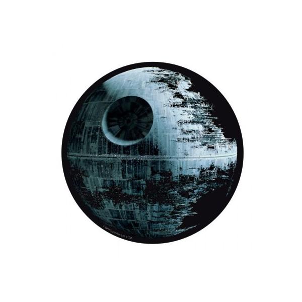 Tapis De Souris Star Wars En Forme De L 39 Toile Noire