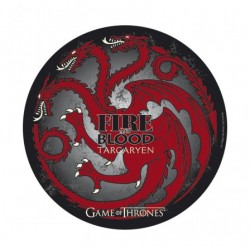 Game of Thrones Mousepad Targaryen
