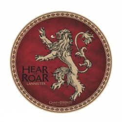 Game of Thrones Mousepad Lannister